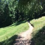 Trail in Livigno