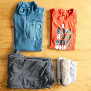 Erste Bekleidungsschicht, www.einfachmalraus.net