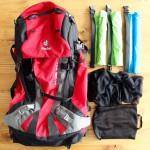 Rucksack, Packsack und Co., www.einfachmalraus.net