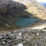 Abstieg zur Neuen Fürther Hütte, www.einfachmalraus.net