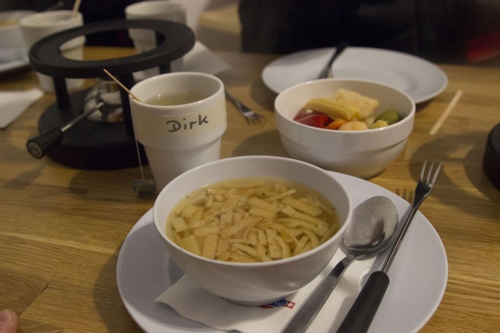 Abendessen im Iglu, www.einfachmalraus.net