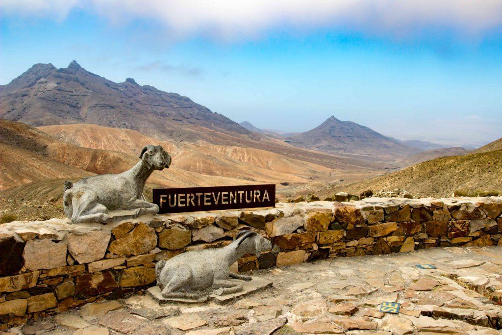 Mirador astronómico de Sicasumbre, Fuerteventura, Einfachmalraus